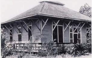 Art Hall at Koreshan State Historical Site 1
